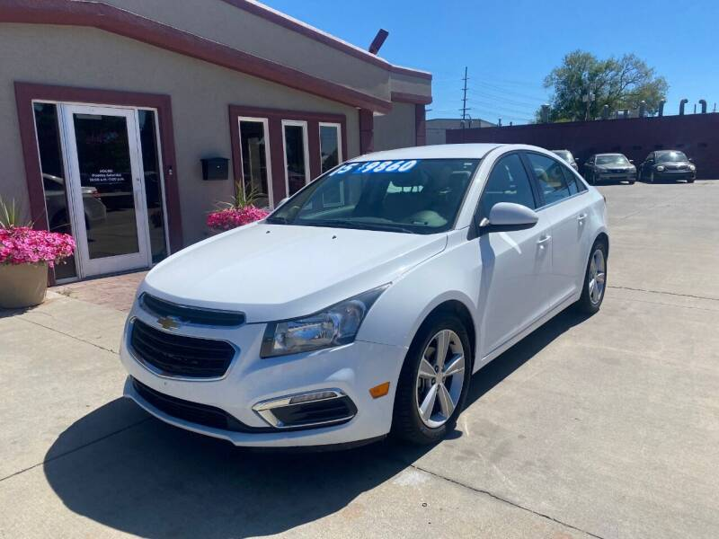 2015 Chevrolet Cruze for sale at Sexton's Car Collection Inc in Idaho Falls ID