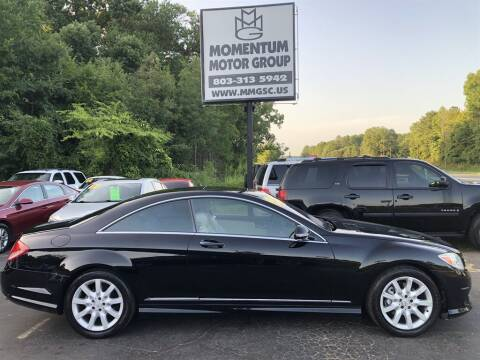 2008 Mercedes-Benz CL-Class for sale at Momentum Motor Group in Lancaster SC
