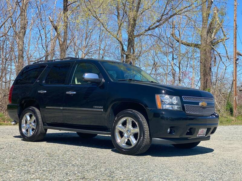 2014 Chevrolet Tahoe for sale at Charlie's Used Cars in Thomasville NC