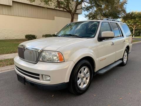 2005 Lincoln Navigator for sale at Presidents Cars LLC in Orlando FL