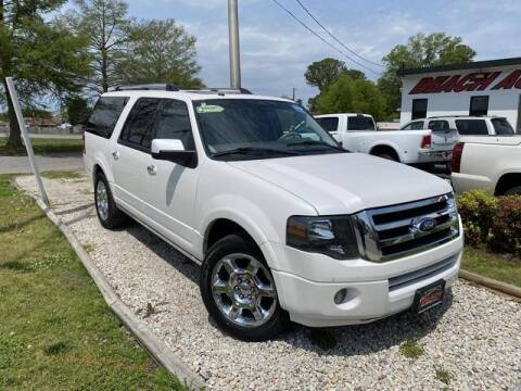 2013 Ford Expedition EL for sale at Beach Auto Brokers in Norfolk VA