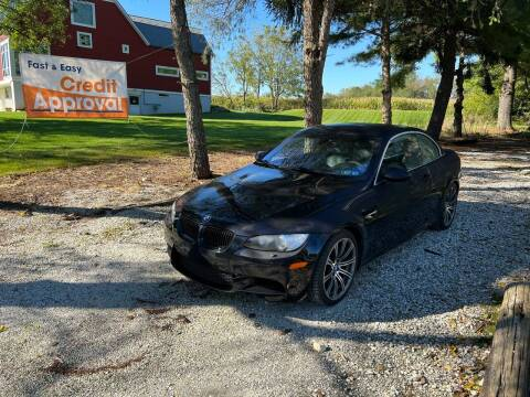 2012 BMW M3 for sale at Caulfields Family Auto Sales in Bath PA
