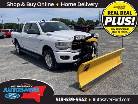 2019 RAM Ram Pickup 2500 for sale at Autosaver Ford in Comstock NY