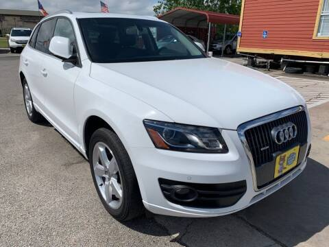 2012 Audi Q5 for sale at JAVY AUTO SALES in Houston TX