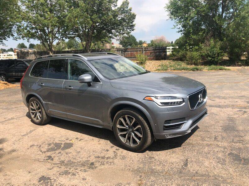 2016 Volvo XC90 for sale at Pammi Motors in Glendale CO