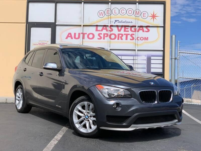 2015 BMW X1 for sale at Las Vegas Auto Sports in Las Vegas NV