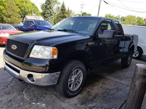 2006 Ford F-150 for sale at DALE'S AUTO INC in Mt Clemens MI