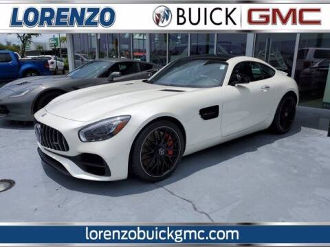 2018 Mercedes-Benz AMG GT for sale at Lorenzo Buick GMC in Miami FL