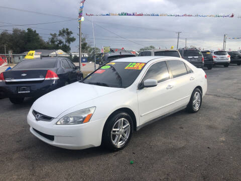 2005 Honda Accord for sale at GP Auto Connection Group in Haines City FL