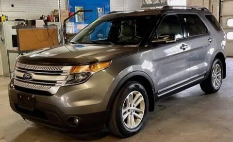 2014 Ford Explorer for sale at Reinecke Motor Co in Schuyler NE