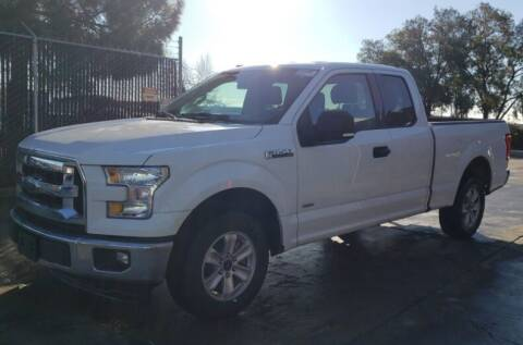 2017 Ford F-150 for sale at San Jose Auto Outlet in San Jose CA