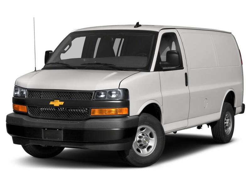 2020 Chevrolet Express Cargo for sale at West Motor Company in Hyde Park UT