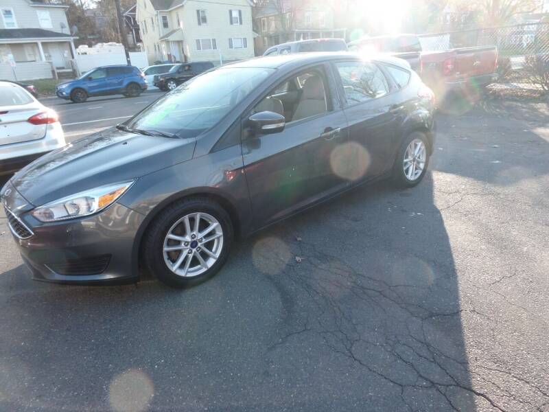 2016 Ford Focus for sale at CAR CORNER RETAIL SALES in Manchester CT