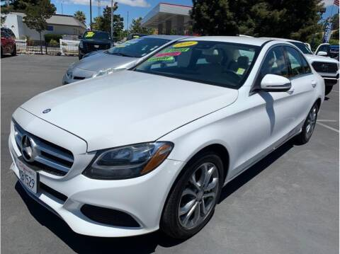 2016 Mercedes-Benz C-Class for sale at AutoDeals in Hayward CA