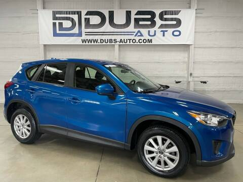 2013 Mazda CX-5 for sale at DUBS AUTO LLC in Clearfield UT