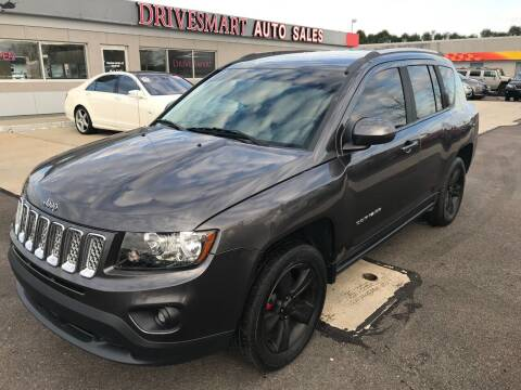 2016 Jeep Compass for sale at DriveSmart Auto Sales in West Chester OH