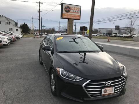 2017 Hyundai Elantra for sale at Cars 4 Grab in Winchester VA
