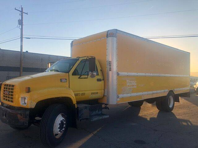 2001 GMC C7500 for sale at Orem Auto Outlet in Orem UT