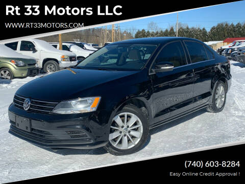 2015 Volkswagen Jetta for sale at Rt 33 Motors LLC in Rockbridge OH