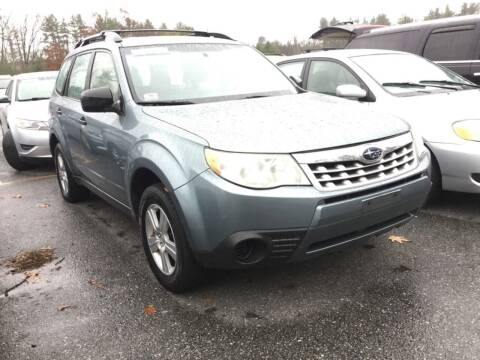 2011 Subaru Forester for sale at Simon Auto Group in Newark NJ