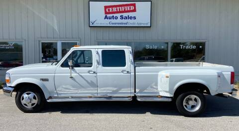 1995 Ford F-350 for sale at Certified Auto Sales in Des Moines IA