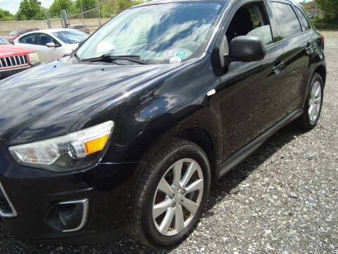 2015 Mitsubishi Outlander Sport for sale at Branch Avenue Auto Auction in Clinton MD