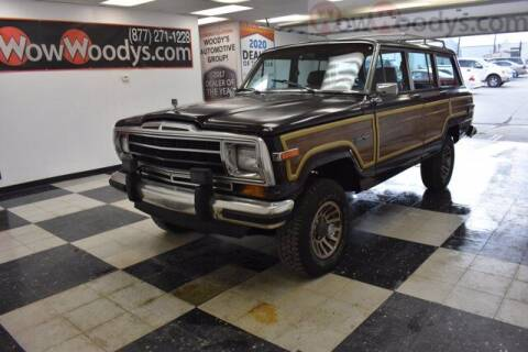 1989 Jeep Grand Wagoneer for sale at WOODY'S AUTOMOTIVE GROUP in Chillicothe MO