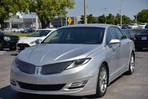 2013 Lincoln MKZ for sale at Motor Car Concepts II - Kirkman Location in Orlando FL