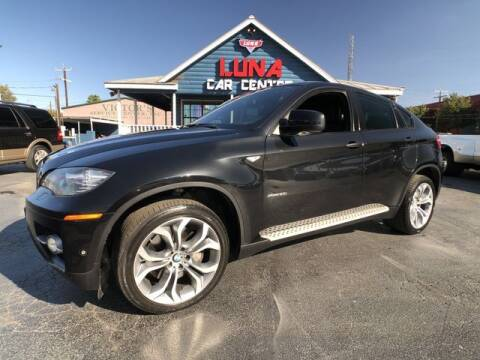 2012 BMW X6 for sale at LUNA CAR CENTER in San Antonio TX
