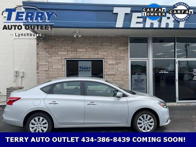 2019 Nissan Sentra for sale at Terry Auto Outlet in Lynchburg VA