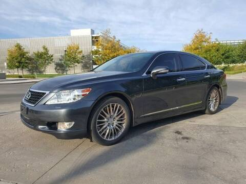 2011 Lexus LS 460 for sale at Classic Car Deals in Cadillac MI