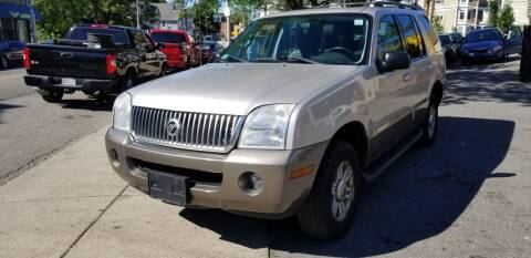 2004 Mercury Mountaineer for sale at Motor City in Boston MA