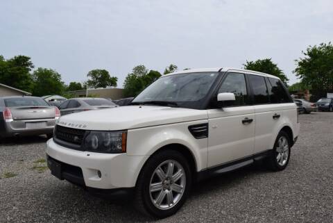 2010 Land Rover Range Rover Sport for sale at American Auto Center in Austin TX