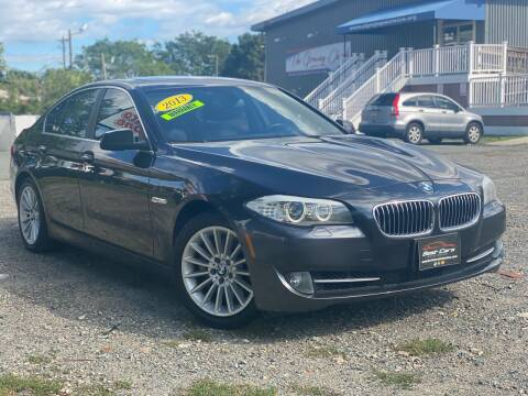 2013 BMW 5 Series for sale at Best Cars Auto Sales in Everett MA
