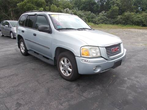 2007 GMC Envoy for sale at MATTESON MOTORS in Raynham MA