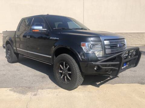 2014 Ford F-150 for sale at PITTMAN MOTOR CO in Lindale TX