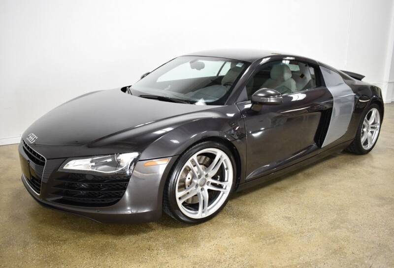2010 Audi R8 for sale at Thoroughbred Motors in Wellington FL