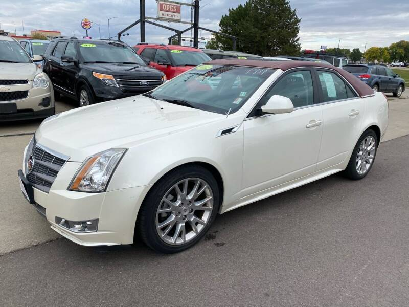 2011 Cadillac CTS for sale at De Anda Auto Sales in South Sioux City NE