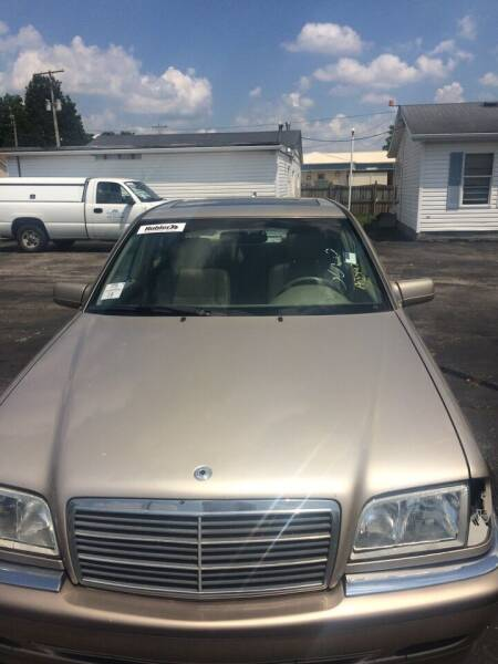 2000 Mercedes-Benz C-Class for sale at Mike Hunter Auto Sales in Terre Haute IN