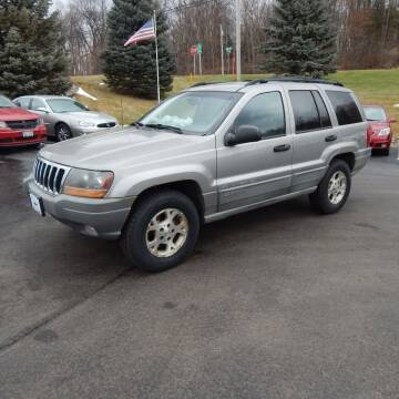 2000 Jeep Grand Cherokee for sale at TIM'S ALIGNMENT & AUTO SVC in Fond Du Lac WI