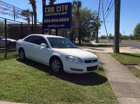 2008 Chevrolet Impala for sale at Car City Autoplex in Metairie LA