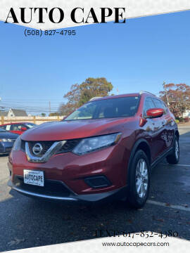 2015 Nissan Rogue for sale at Auto Cape in Hyannis MA