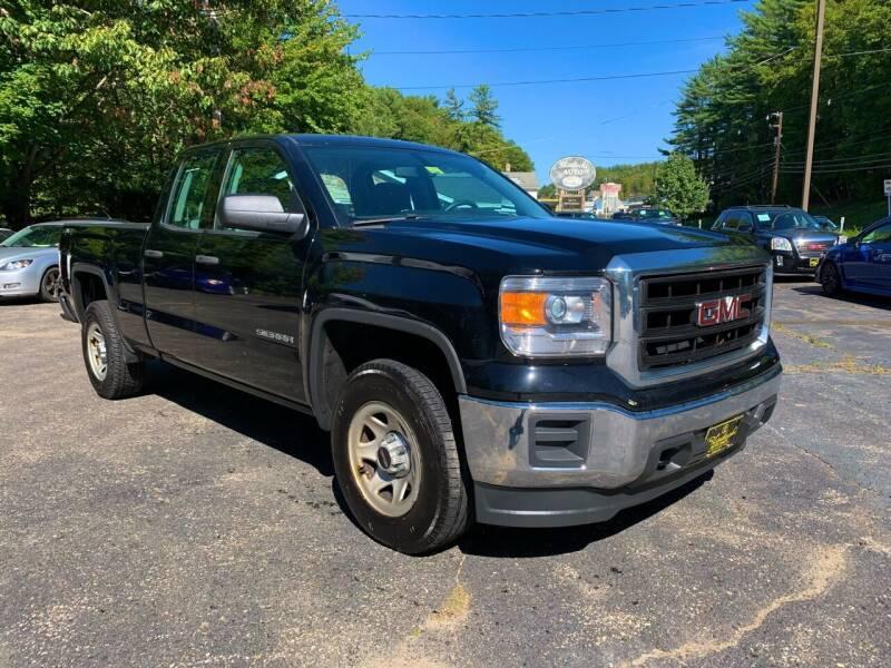 2015 GMC Sierra 1500 for sale at Bladecki Auto LLC in Belmont NH