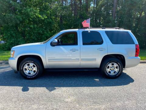 2010 Chevrolet Tahoe for sale at Robert Sutton Motors in Goldsboro NC