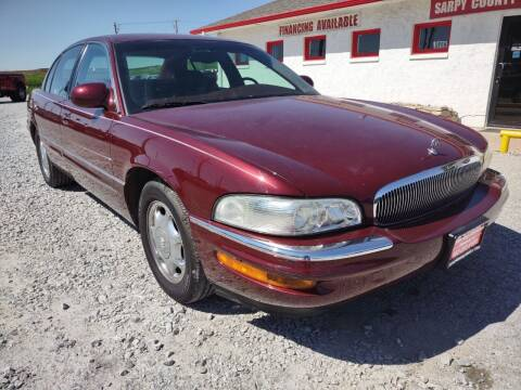 1999 Buick Park Avenue for sale at Sarpy County Motors in Springfield NE