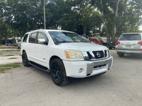 2005 Nissan Armada for sale at Pioneers Auto Broker in Tampa FL