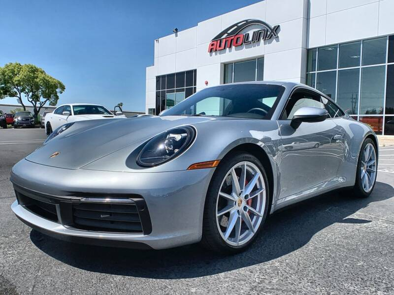 2020 Porsche 911 for sale in Vallejo, CA