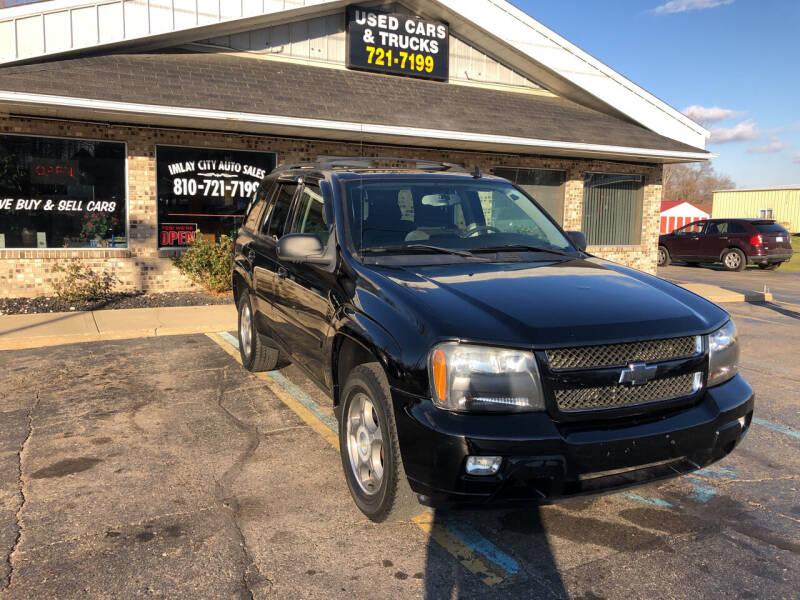 2008 Chevrolet TrailBlazer for sale at Imlay City Auto Sales LLC. in Imlay City MI