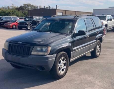 2004 Jeep Grand Cherokee for sale at Cobalt Cars in Atlanta GA