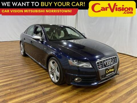 2010 Audi S4 for sale at Car Vision Mitsubishi Norristown in Trooper PA
